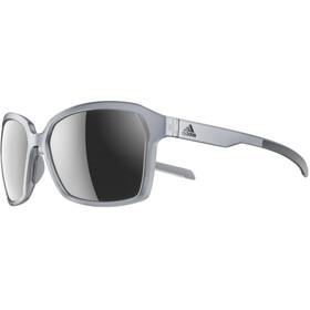 adidas Aspyr Glasses grey transparent/chrome